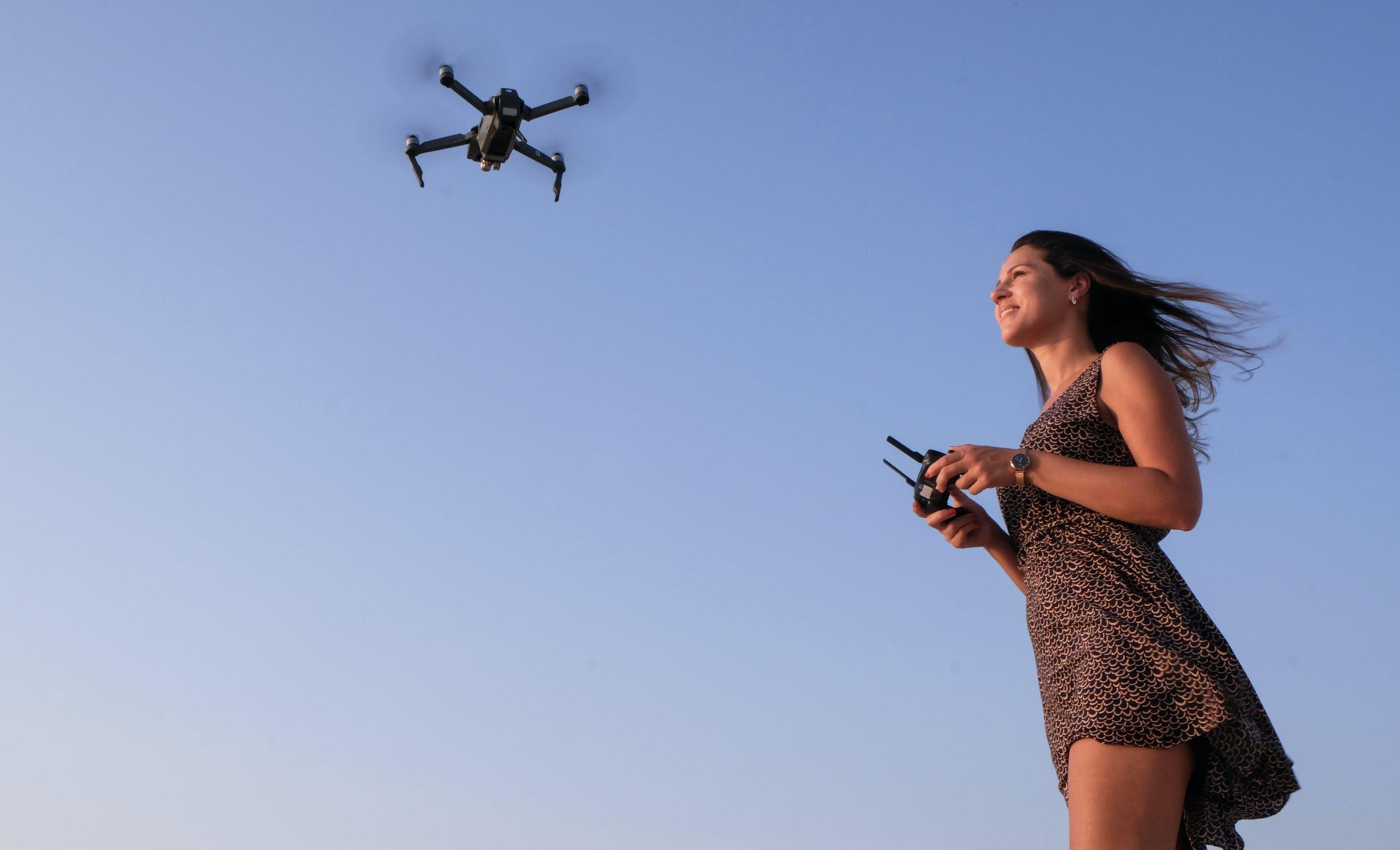 Najlepszy dron dla dziewczynki